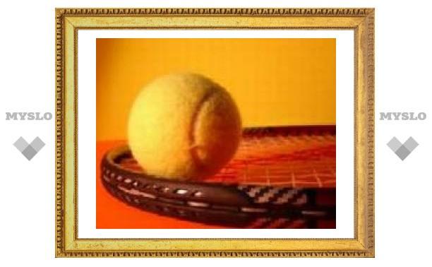 Соревнования по теннису в Туле
