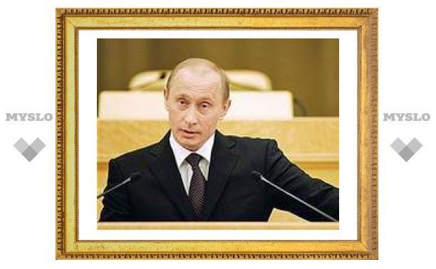 Путин отказался оставить политическое завещание