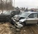 В ДТП на автодороге «Тула – Новомосковск» пострадали двое мужчин