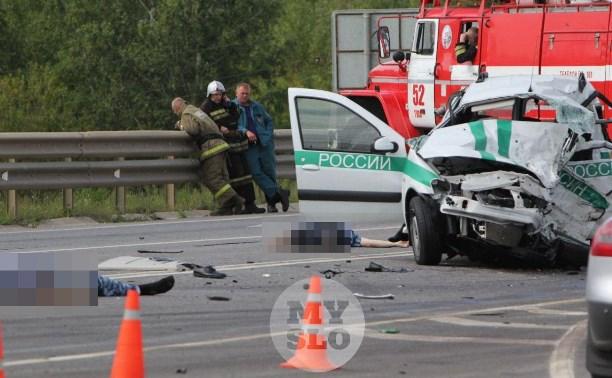 ДТП с погибшими сотрудниками УФСИН: возбуждено уголовное дело
