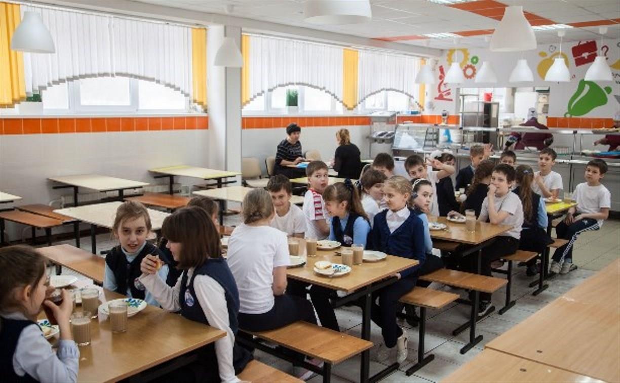 На кухнях двух тульских школ прокуратура нашла грубые нарушения