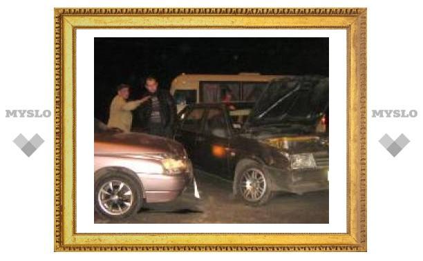Авария на Зеленстрое создала пробку