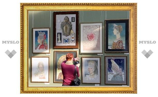 В Туле откроется выставка акварелей выпускницы Оксфорда