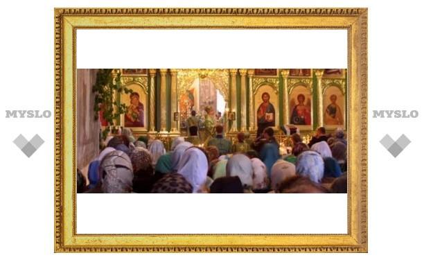 Старинный храм в Алексине восстановят