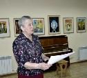 В посёлке Свобода прошёл вечер памяти Любови Талимоновой