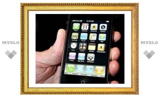 iPhone оказался популярнее коммуникаторов с Windows Mobile