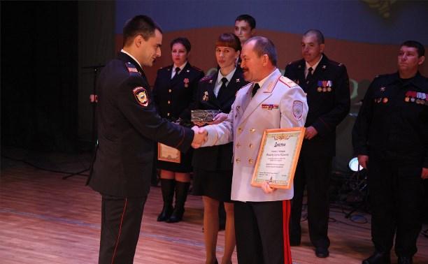 Победителям конкурсов тульского УМВД вручили награды