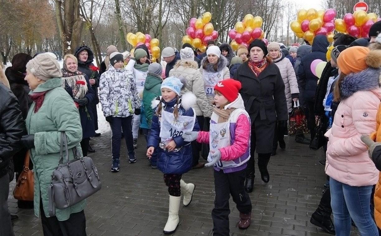 В Новомосковске после ремонта открылся парк