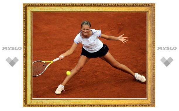 В Дохе прошли три матча итогового турнира WTA