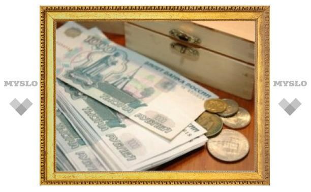 В 2012 году выросла зарплата учителей в Тульской области