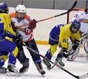 Юные новомосковские хоккеисты узнали своих соперников по турниру