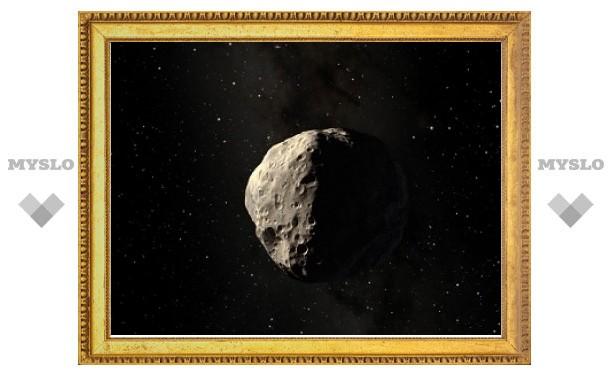 Ученые предложили расстреливать опасные астероиды пейнтбольными шариками