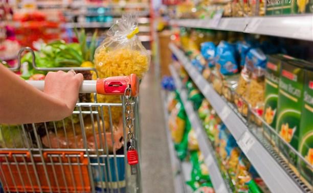 В России запретят продажу продуктов с ГМО без маркировки
