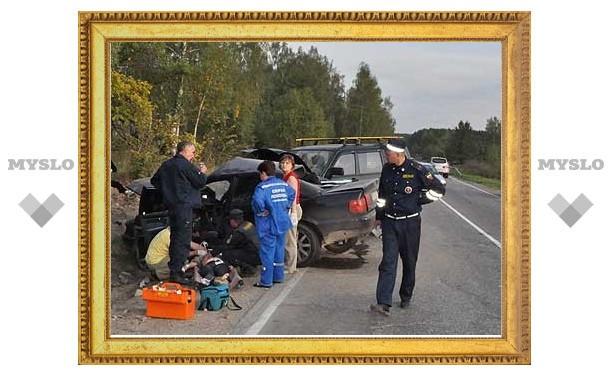В аварии под Калугой погиб тульский фотограф