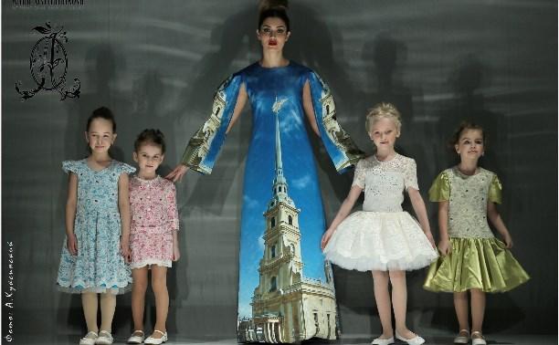 Маленькие модели из Тулы покоряют столичные подиумы