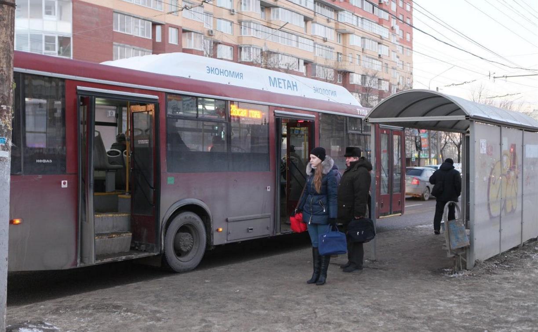 Официально: в Туле и области с 1 марта повысится стоимость проезда в общественном транспорте