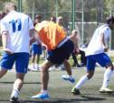 В Туле прошли очередные матчи Кубка Лиги любителей футбола