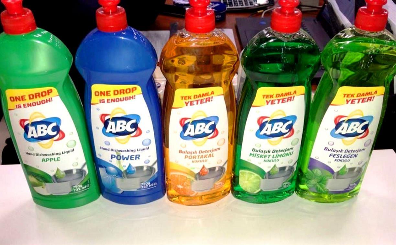 Бытовая химия от турецкого производителя ABC теперь официально в России