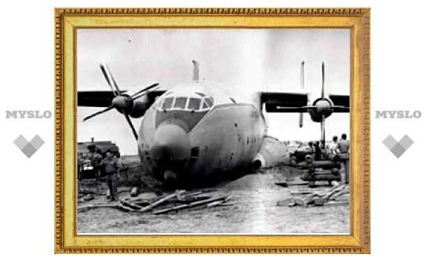 Названа причина падения АН-22 под Тулой