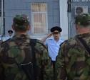 Отряд тульских полицейских отправился в командировку на Кавказ