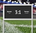 Тульский «Арсенал» обыграл румынский «Чахлэул»