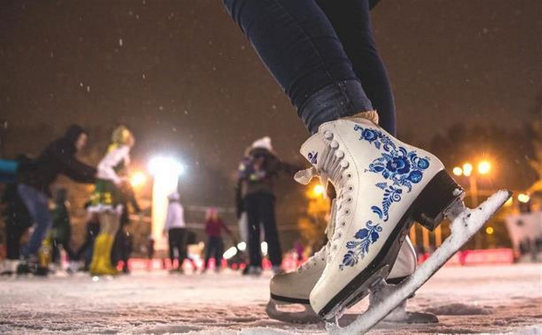 В Татьянин день тульские студенты смогут бесплатно покататься на коньках