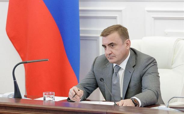 Алексей Дюмин поблагодарил ликвидаторов аварии на железной дороге