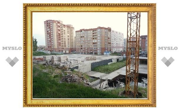 Тульская область – в отстающих по строительству жилья