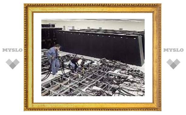 IBM создает самый мощный в мире суперкомпьютер