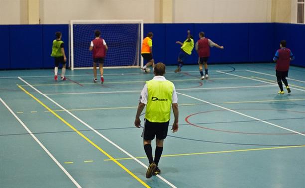 В чемпионате Тулы по мини-футболу среди любителей пополнение