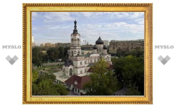 Из московского храма украли мощи
