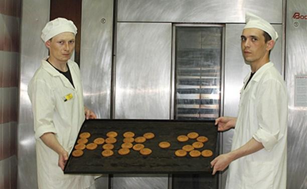 В тульской колонии сухари сменили на печенье