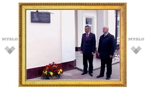 В Черни под Тулой появились новые памятники