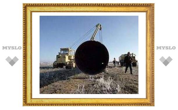 """Транснефть"" намерена поднять тариф на перекачку нефти по каспийской трубе"