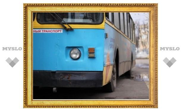 С 7 на 8 августа троллейбусы №5 изменят свой маршрут