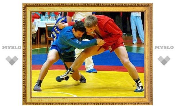 Тульский самбист завоевал бронзу в Рязани