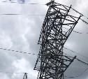 В двух районах Тульской области из-за непогоды нет электроэнергии