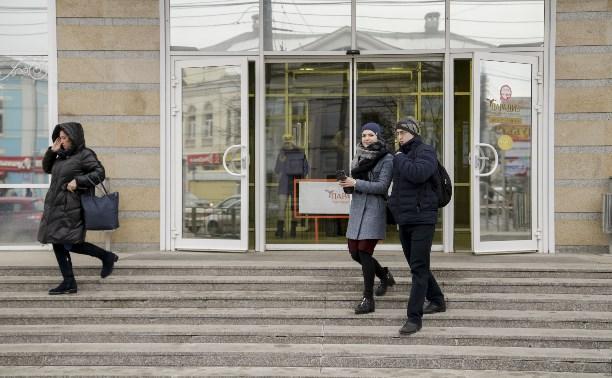 Массовая проверка торговых центров в Тульской области начнется 28 марта