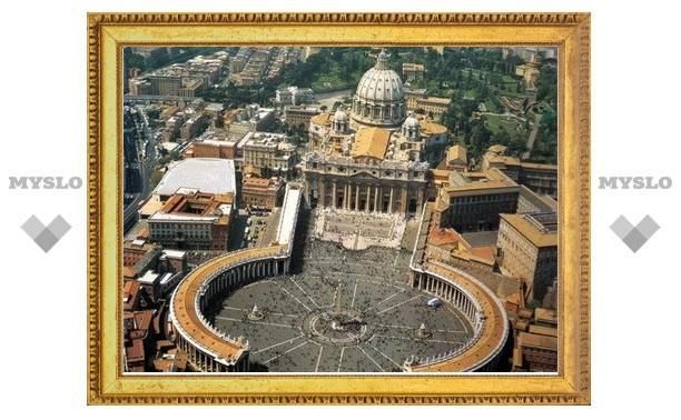 В Ватиканских музеях проводятся бесплатные экскурсии для слепых и глухонемых