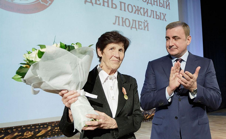 В Туле отметили Международный день пожилых людей