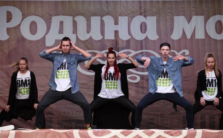 Лучшие танцевальные коллективы города раскачали Тулу