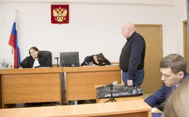 Суд приостановил производство по делу Сергея Песенникова