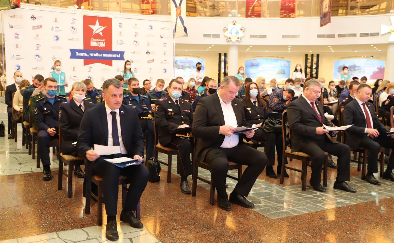 «Диктант Победы» по-тульски объединил более 35 тысяч жителей региона