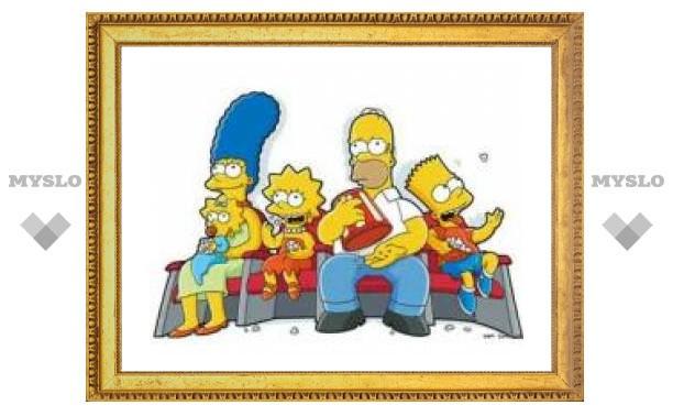 """""""Симпсоны"""" обогатили английский язык новым словом"""