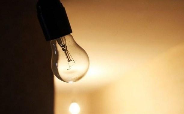 Где в Туле не будет света 12 октября