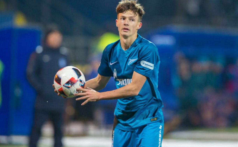 Полузащитник «Зенита» может перейти в тульский «Арсенал»