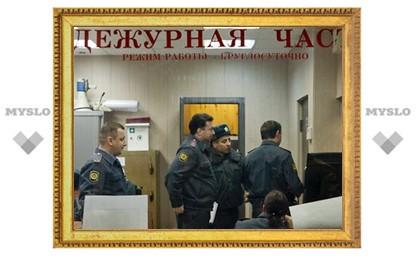 С начала года тульские полицейские раскрыли почти 200 преступлений