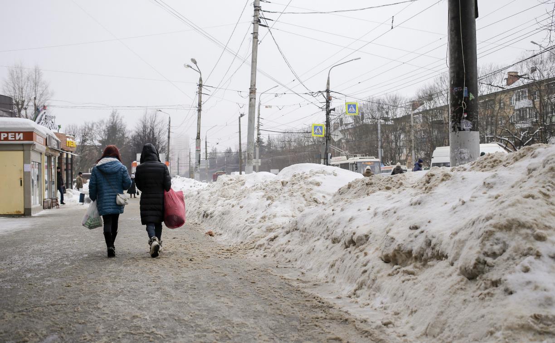 Туман и устойчивый плюс: какая погода ждет туляков 27 февраля