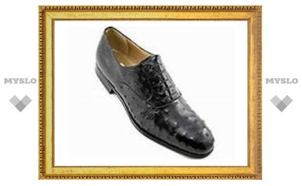 Премьер Украины щеголял в Европе в страусиных черевичках. Европейцам они показались женственными