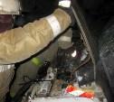 В Воловском районе «Газель» врезалась в опрокинувшийся грузовик